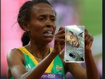 Meseret Defar wins women 5000m and Tirunesh Dibaba finish ...