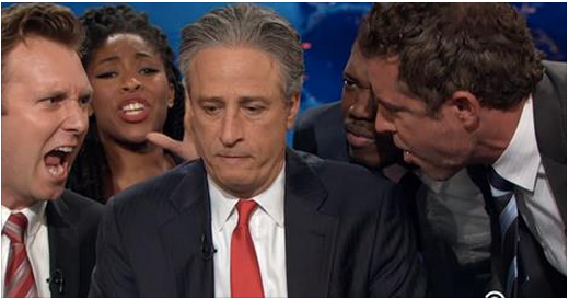 Jon Stewart Learns What Happens When You Criticize Israel