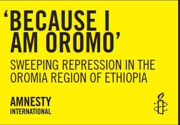 Oromo detention Report