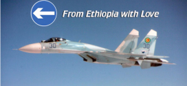 Eight Ethiopian Air Force Pilots Defects to Eritrea